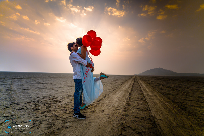New Pre Wedding Shoot Ideas for Indian Weddings