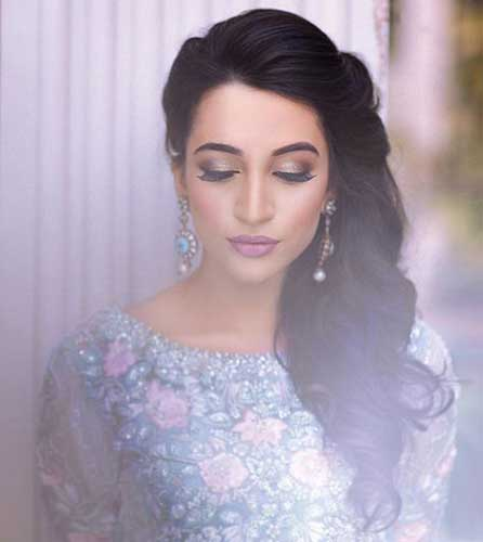 Indian Hair Style For Wedding: Indian Wedding Hairstyles For Indian Brides- Up Dos