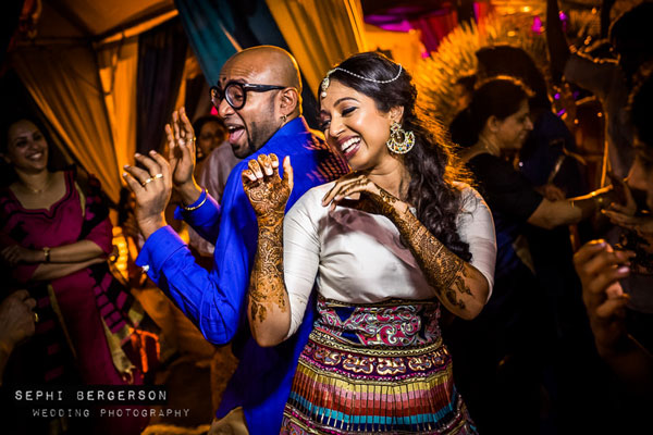 Stunning wedding ideas from the top indian celebrity for Best last song for wedding