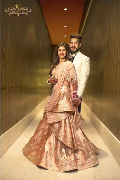Kishwer-Merchant-reception-outfit - Witty Vows