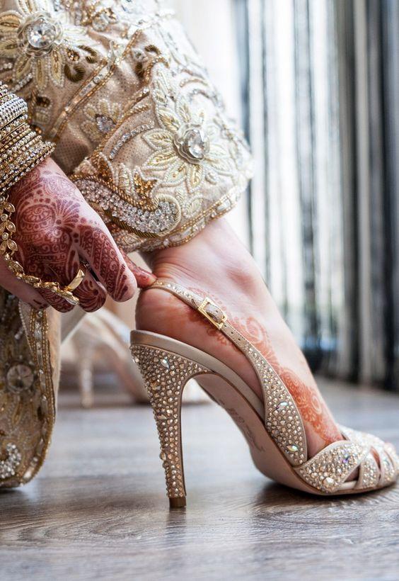 Sabyasachi to Louboutins Latest designer wedding shoes for ...
