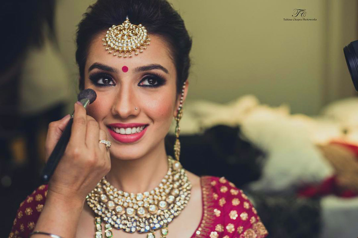Swoon Worthy Indian Bridal Makeup Trends For The 2017 ...