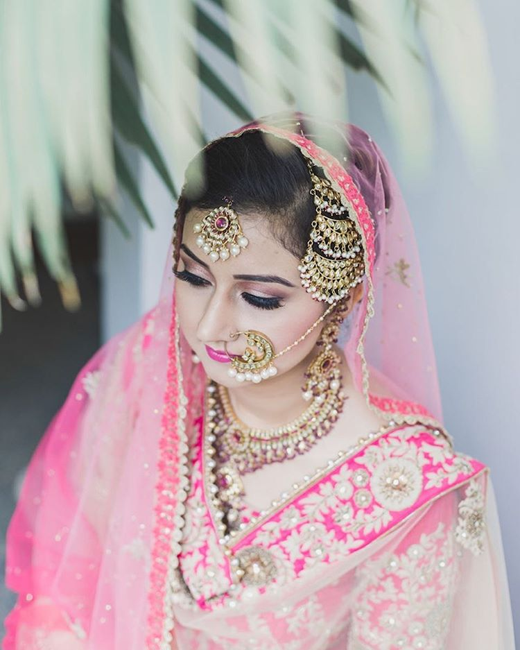 Bridal Nose Ring Ideas Stunning Bridal Nath Designs That