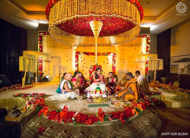 wedding ideas indian theme stunning indian wedding mandap decor ideas to say i do 28227