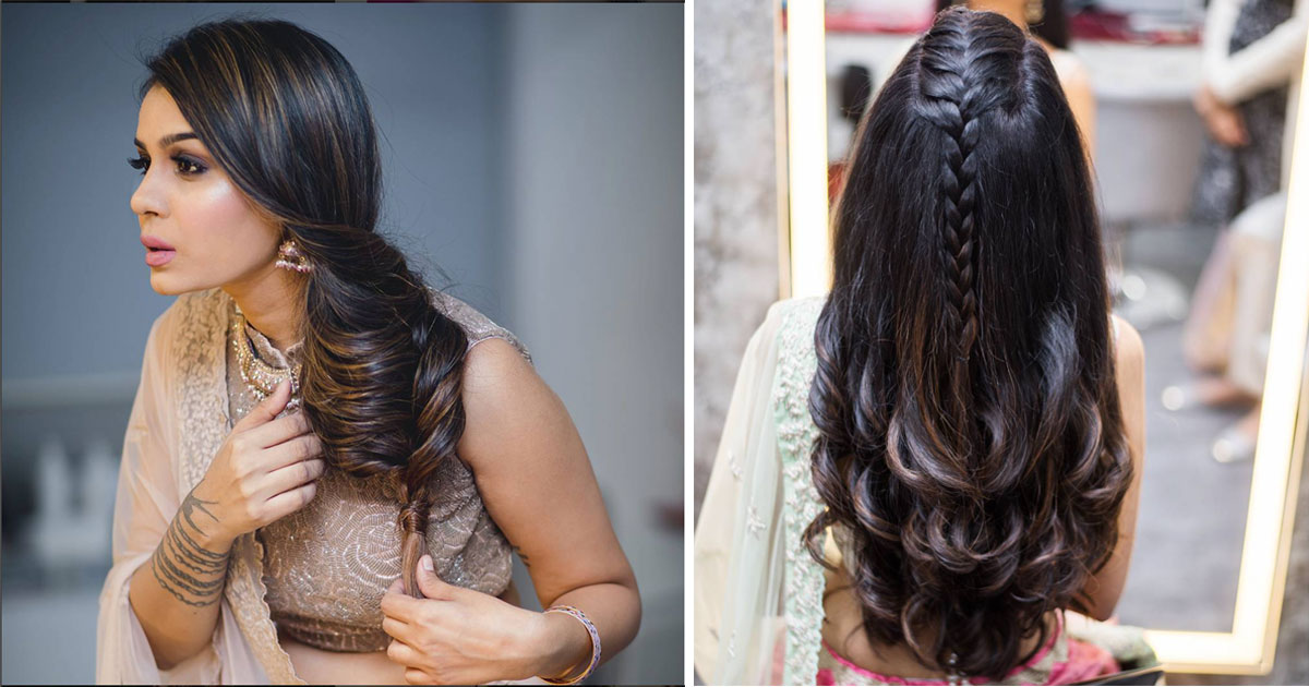 long indian hair style easy hairstyles our of fab diy hairstyles 8469 | insta hair styles